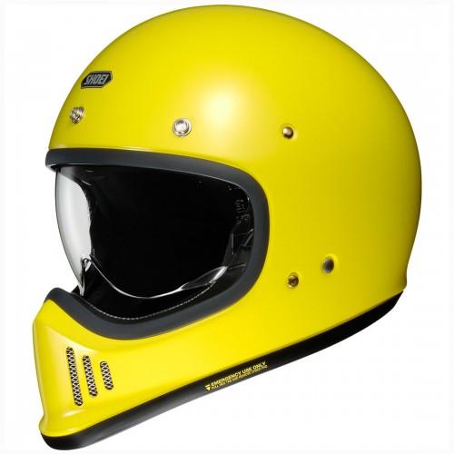 Shoei Ex-Zero Brilliant Yellow Helmet