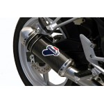 Termignoni Stainless Steel Carbon Exhaust For Honda CBR250R 2012 Part #H099094CV