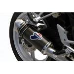 Termignoni Stainless Steel Carbon Exhaust For Honda CBR250R 2012 Part #H099094CVI