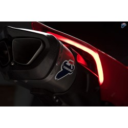 Termignoni Titanium - Carbon 4USCITE Exhaust System For Ducati Panigale V4 2018 Part # D18209400ITX