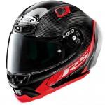 X-lite X-803 RS Ultra Carbon Hot Lap 13 Carbon Red Helmet