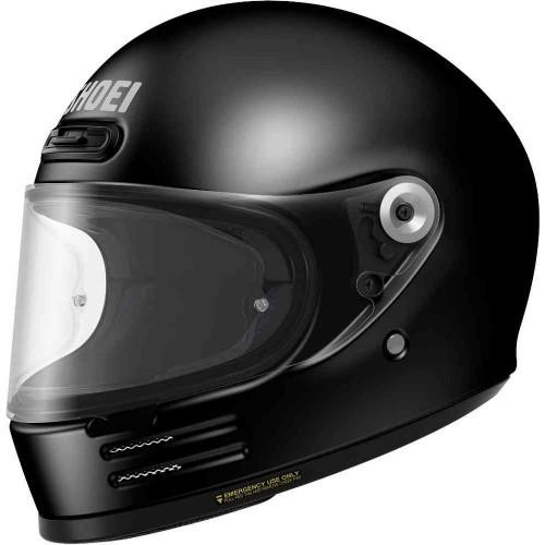 Shoei Glamster Black Helmet