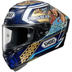 Shoei X-Spirit III Marquez Motegi 3 TC-2 Helmet