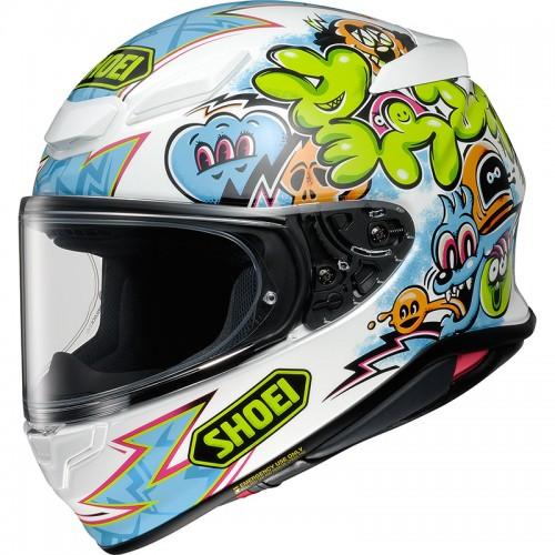 Shoei NXR 2 Mural TC-10 Helmet