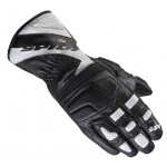 Spidi STS-S Black White Gloves